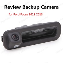 new car Car Rear View Camera for Ford Focus 2012 2013 Auto Backup Reverse Camera CCD Night Vision(China)