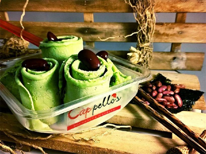 new-matcha-ice-cream-fresh-goreng-gulung-thailand-roll-donughts-sundae-lover-chocolate-cappellos