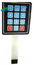 New 3*4 Matrix Array/Matrix Keyboard 12 Key Membrane Switch Keypad for arduino(China)