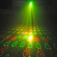 ZINUO Blue Mini Laser Pointer Projector Light DJ Disco Laser Stage Lighting AC110-240V For Party Entertainment Disco  Club Bar