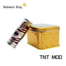Buy Original Sub Two Ideacig TNT MOD 32mm Diameter atomizer vape E cigarette mechanical mod 510 thread Atomizer for $15.68 in AliExpress store
