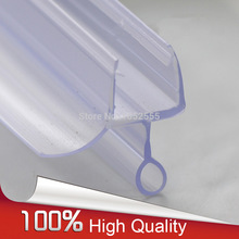 Me-306 Bath Shower Screen Rubber Big Seals waterproof strips glass door seals length:700mm