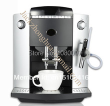 Fully Automatic Coffee Maker,Espresso & Cappuccino coffee grinder,Latte Coffee Maker+LCD+10 languages function)