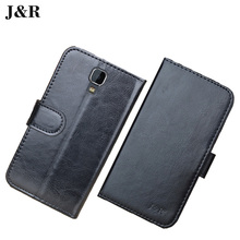 Wallet Case UHANS A101 A101S 5.0 inch Filp Leather Luxury Kickstand Cover Phone Bags & Cases - SBRS Store store