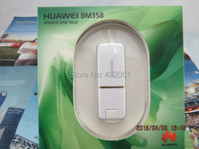 huawei BM358 2.3-2.4GHz with 2Rx 1Tx Antenna wireless 4g wimax usb modem(China)
