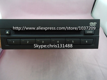 Oiginal new Alpine 6 DVD changer optical fiber HEBE904A MOST for BMNW Group NO.65.12-9 X5 X6 7 series car audio systems