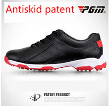 2018 PGM golf 화 Summer Anti-skid 숨 Sneakers 대 한 men Super 방수 Men's Sports shoes Plus size(China)