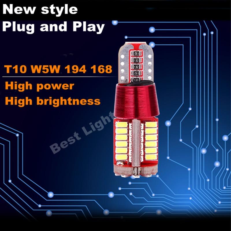 1XPlug &amp; Play T10 W5W  SAMSUNG  LED Front Parking  Light Bulb For Infiniti EX35 EX37 FX35 FX37 FX45 FX50 G20 G25 G37 I30 I35 J30<br><br>Aliexpress