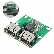 Usb-Circuit-Board Mobile-Phone To 3A Dual for Converter Power-Module Step-Down 5V DC-DC