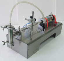 (Free Shipping) Small pneumatic perfume dosing machine (2-12ml) (Piston liquid filler for liquids, ink, oil, juice, water)