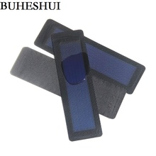 BUHESHUI 0.5W Flexible Solar Cells Amorphous Silicon Foldable Very Slim Solar Panel DIY Phone Charger 3pcs/lot Free Shipping(China)