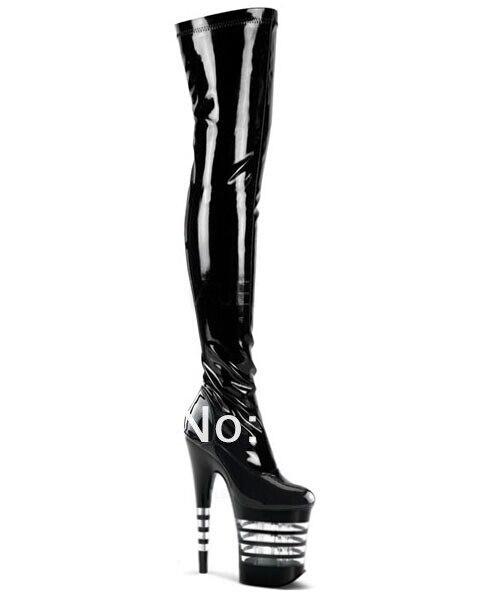 Black Boots 5.5