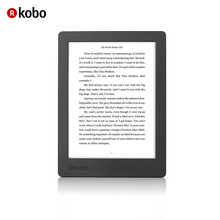 "eReader Kobo Aura H2O 2nd EDITION, Waterproof, 6.8"" Touch, 1440 x 1080 pixels, 16:9, 8GB, WiFi, Color Negro(China)"