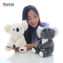 Cute Animal Toy Birthday Gift for Children Kids Mother and son Koala Bear Cute Stuffed Doll Soft Koala hold Baby Plush Toys