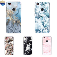 Phone Case ZTE Nubia Z9 MAX ZTE Nubia Z11 / Z11 Mini Cover Nubia Z11 MiniS Shell TPU Marble Lines Design Painted