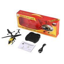 Buy XY802 Mini RC Helicopter Electric Flying Toys 2CH 2 Channel Toys Remote Control Quadcopter Drone Radio Gyro Aircraft Kids Toys for $12.79 in AliExpress store