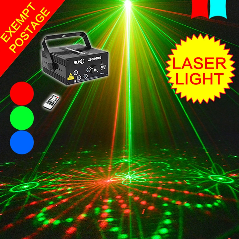 latest  remote control 5 hole acoustic 80 or 1 stage lighting bar KTV flash radium shoots the light<br><br>Aliexpress