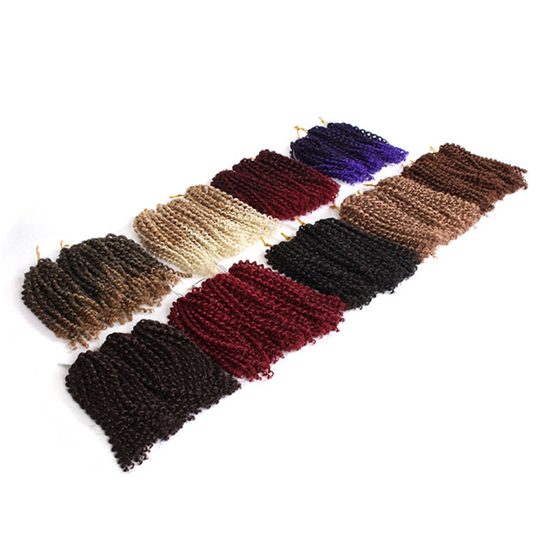 Mali Bob Crochet Braids Hair 8 inch (1)
