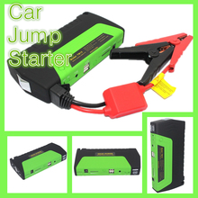 Car power bank Car Jump Starter 12V Auto Booster Emergency Start Rechargeable batteries and charger for Cell Phone Notebook(China)