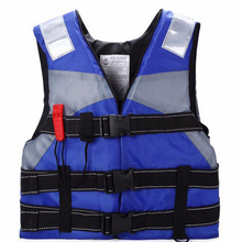New Children Life Jacket Boys Life Vest to Learn Swimming Equipment Floating Clothes Large Buoyancy Vest Safety Survival Suit