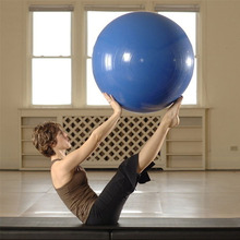 Buy 45cm Yoga Balls Pilates Balance Sport Training Anti skid ball Proof Balls Balanced massage ball Gym Smooth PVC Physical Fitness for $8.66 in AliExpress store