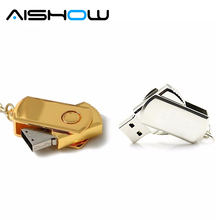 USB Disk 128MB 1GB 2GB 4GB 8GB 16G 32G Stainless Steel Usb Flash Drive Metal Usb Flash Drive usb Flash Memory Pen Drive 64gb