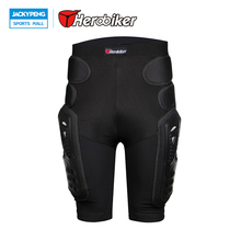 HEROBIKER Overland Motorcycle Armor Shorts Motocross Protection Riding Racing Equipment Ski Skateboard Shorts Hip Leg Protector(China)