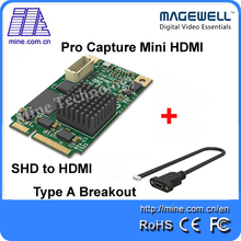 Magewell Pro Capture Mini HDMI with embedded audio HD Video Capture PCIE Card
