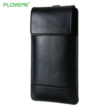 "FLOVEME Wallet Case Bag For Apple iPhone 7 6 6s 5s 5c SE 4S 4.7""Universal Phone Capa Housing PU Leather Holster A3 2016 S3 mini"