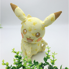 24cm Cute Pikachu Plush Toys Hot Anime Character Plush Toys Childrens Christmas Gift Toy Kids Cartoon Peluche Pikachu Plush Doll