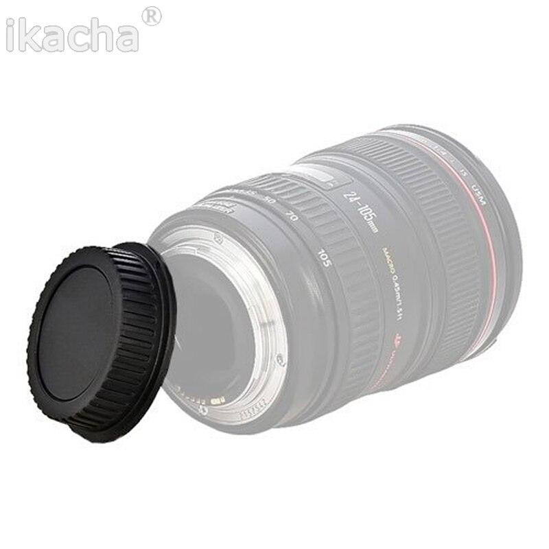 Canon Camera Body Cap + Rear Lens Caps  (1)