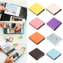 68 Pockets Mini Instant Polaroid Photo Album Picture Case Storage for Fujifilm Instax Mini Film 7s 8 Korea instax mini album(China)