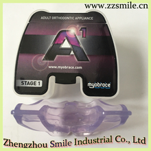 Original Australia MRC Tooth Orthodontic Traine A1 Large/A1 Large Myobrace Use For More Over 15 Years Old Adult(China)