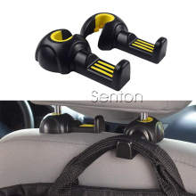 4pcs Car Seat Back Pothook Hook For BMW E46 E39 Ssangyong Kyron Rexton Korando Actyon Ford Saab Volkswagen Passat B5 Accessories