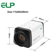 2megapixel 1080P All in one 30X 3-90mm zoom box Camera WDR Auto IRIS DSP zoom Camera Security Surveillance bullet Camera