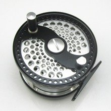 High Quality Classic Fly Fishing Reel 7/9WT CNC Machined Aluminum Disc Drag System Salmon Fishing