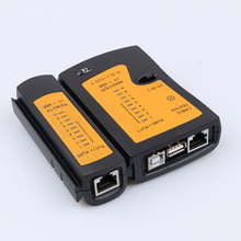 New Arrival Network Cable USB RJ45 Wire Tester Test Double-twisted Cable Detector Tracker Tool kit