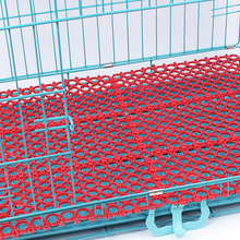 Rabbit Healthy Cage Mat Rabbits Chinchillas Totoro Mat Bed Prevention of Foot Dermatitis Free Combination