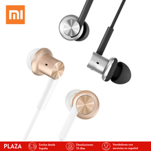 Xiaomi Hybrid In-Ear Stereo Earphones With Mic Earphone Silver Gold color