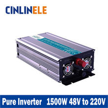 Smart Series Pure Sine Wave Inverter 1500W CLP1500A-482 DC 48V to AC 220V 1500W Surge Power 3000W Power Inverter 48V 220V