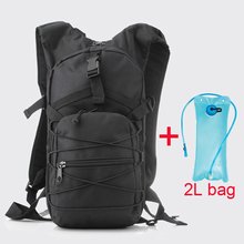 2.5L Outdoor Sport Camelback Bike Backpack bag +2L TPU Water Bag Bicycle Camping Hiking Climbing Bladder Hydration Back pack(China)