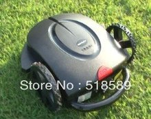 Fully-automatic intelligent robot mower grass cutting machine brush cutter lawn mower weeding machine lawn car(China)