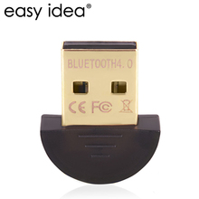 Mini USB Bluetooth Adapter V 4.0 Dual Mode Adaptador Bluetooth Dongle Wireless Bluetooth Receiver Computer Adapter For Win7/8/10