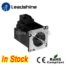 Leadshine Hybrid Servo Motor 573HBM10-1000 updated from 573S09-EC 1.8 degree 2 Phase encoder 1000 line and 1.0 N.m torque(China)