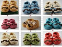 Baby crochet shoes Lovely  Booties Baby Crochet  Shoes handmade First Walker Shoes