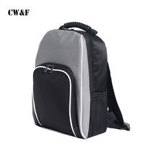 2017 30L New Style Thermal Bag Freezer Cooler Bag Thickening Double Shoulder Shopping Lunch Backpack Refrigerator Bag(China)