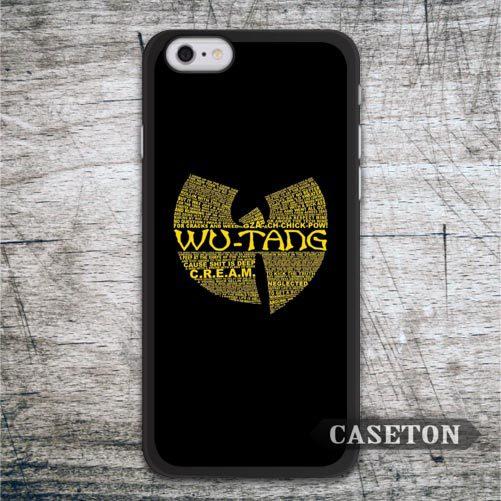 Wu Tang Clan Hip Hop font b Case b font For font b iPhone b font