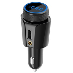 Универсальный автомобильный MP3-плеер с FM-трансмиттером