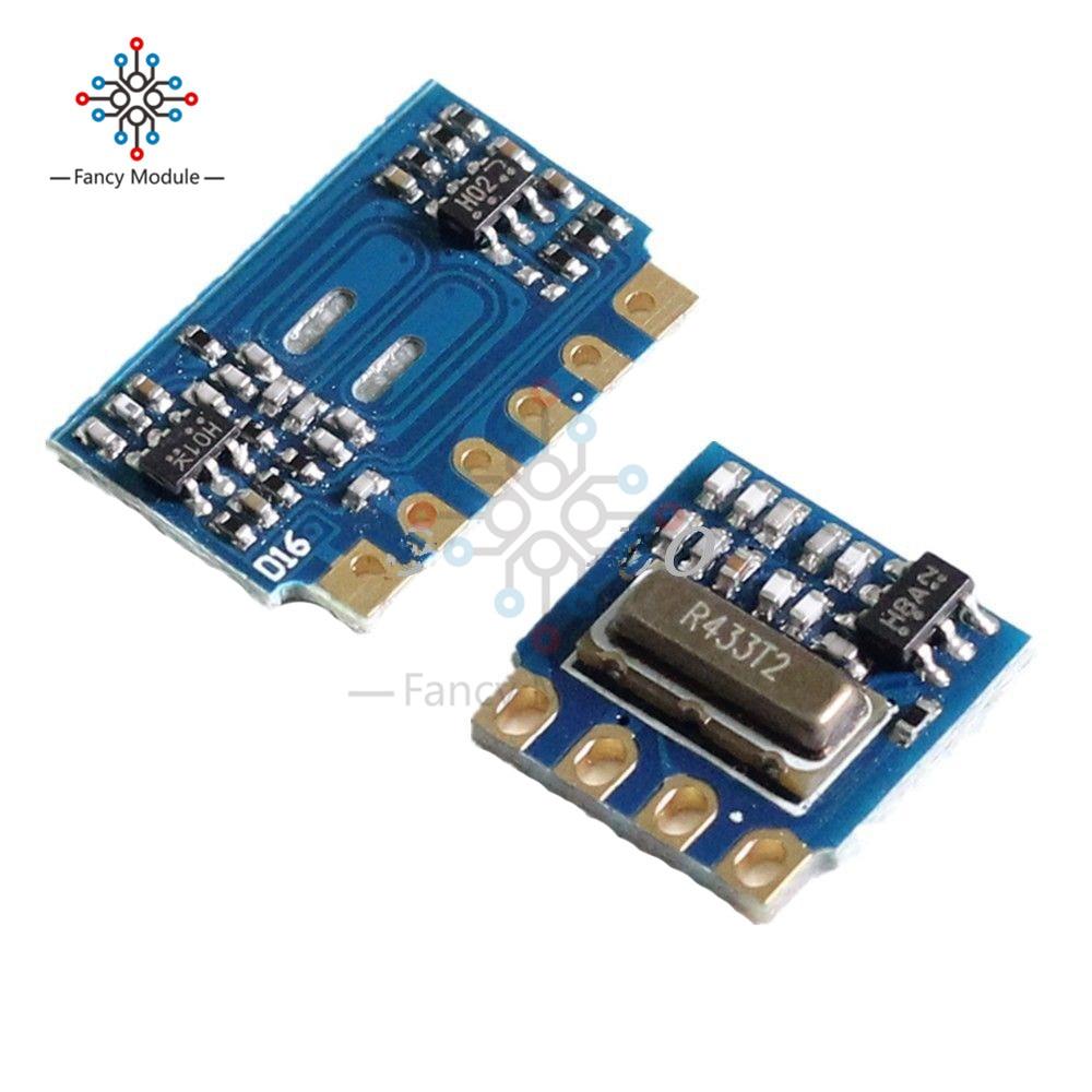 H3V4F 3V 433Mhz MINI Wireless Receiver Module ASK Remote Transceiver