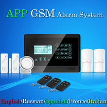 Wolf Guard M2E GSM Alarm System Just For Regular VIP Buyer support English /Spanish /Italian /Czech /French /Russian /Portuguese